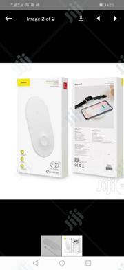 Baseus Wireless Charger Smart 3in1 | Accessories for Mobile Phones & Tablets for sale in Lagos State, Ikeja