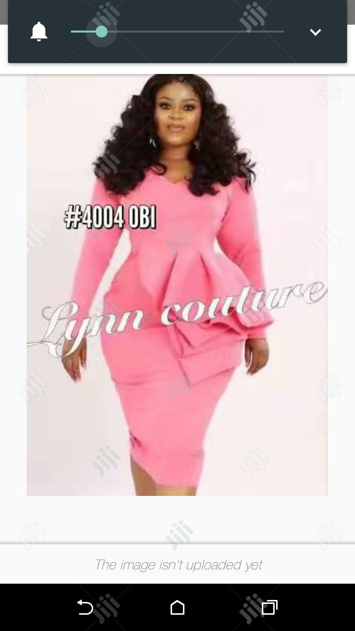 New Ladies Fitted Gown | Clothing for sale in Ikeja, Lagos State, Nigeria