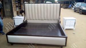 Executive 6x6 Hdf Bed   Furniture for sale in Lagos State, Agboyi/Ketu
