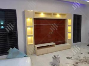 Executive 10x8 Tv Stand/Shelve | Furniture for sale in Lagos State, Ajah