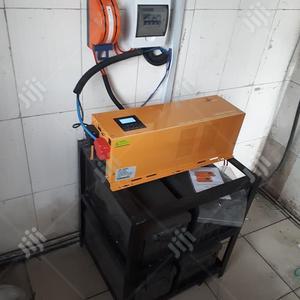 Solar Deep Cycle Battery