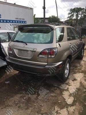 Lexus RX 2003 Gold | Cars for sale in Rivers State, Port-Harcourt