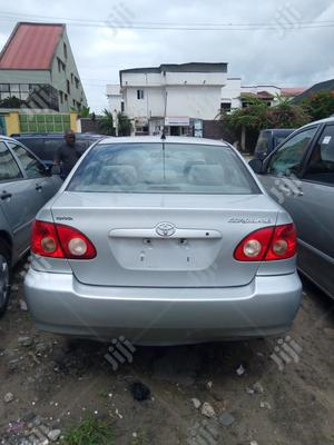 Toyota Corolla 2005 LE Silver | Cars for sale in Rivers State, Port-Harcourt