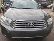 Toyota Highlander 4x4 2008 Green | Cars for sale in Lagos State, Yaba
