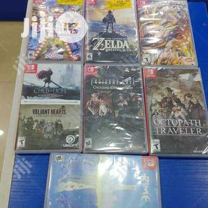 Brand New Nitendo Switch CDS Games Varietys | Video Games for sale in Lagos State, Ikeja