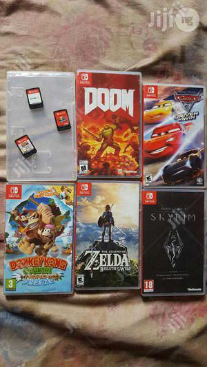 Nitendo Switch Games | Video Game Consoles for sale in Lagos State, Ikeja