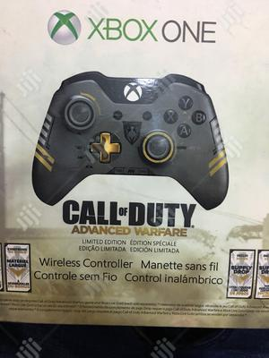 Xbox One Call Duty Wireless Controller | Accessories & Supplies for Electronics for sale in Lagos State, Ikeja