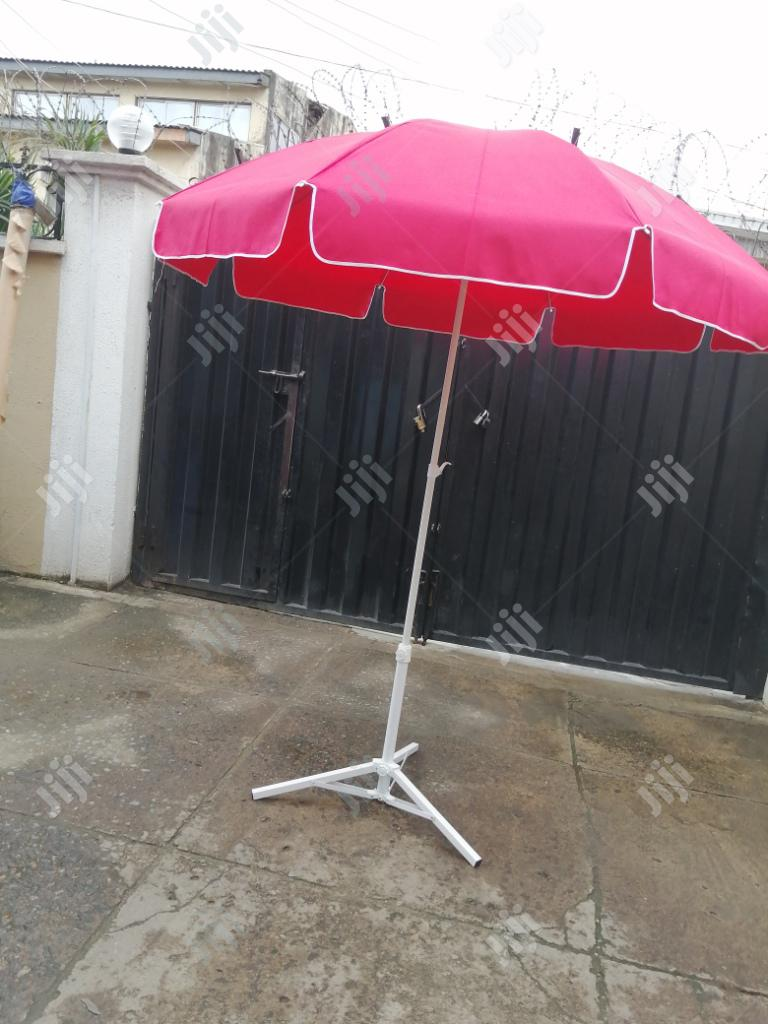 Quality Modern Stand With Parasol Umbrella   Manufacturing Services for sale in Masaka, Abuja (FCT) State, Nigeria