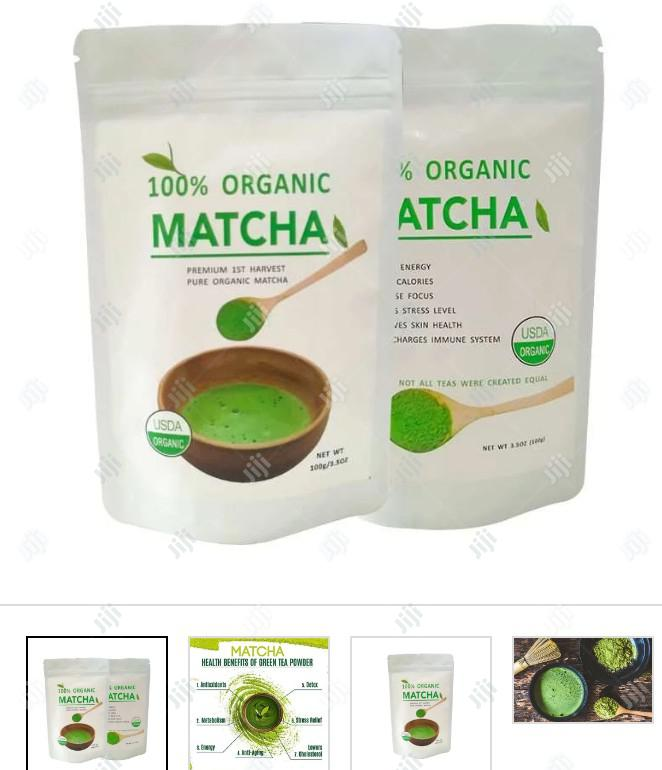 Archive: Pure Organic Matcha Green Tea Powder (Wholesale Price [MOQ = 10pcs])