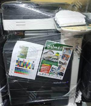 Konica Minolta Bizhub C220/Direct Image Colored Printer | Printers & Scanners for sale in Lagos State, Surulere