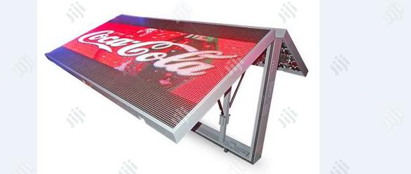 Dual Faces Outdoor Led Display LED Sign BY HIPHEN SOLUTIONS LTD