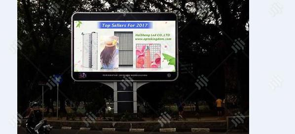 Ph10 960×960mm Outdoor 1/2 Scan LED Display By Hiphen Solutions LTD