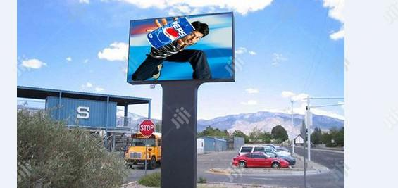 Advert LED Screen Multimedia Outdoor By Hiphen Solutions LTD