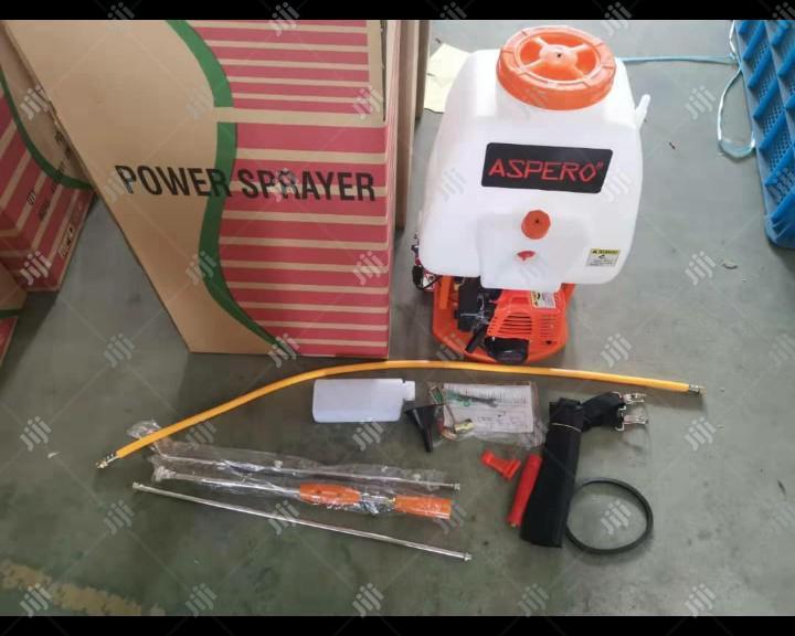 Aspero Motorized Sprayer