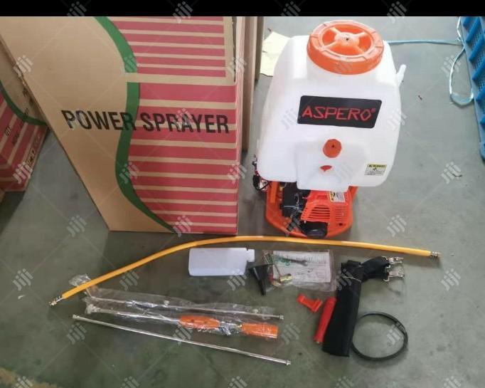 Aspero Motorized Sprayer   Farm Machinery & Equipment for sale in Ojo, Lagos State, Nigeria