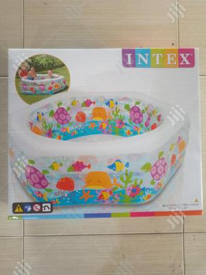 Children Swimming Pool 4kids Can Play Inside 1.91m X 1.78m X 61cm   Toys for sale in Lagos State, Surulere