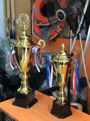 Gold Trophy   Arts & Crafts for sale in Lagos State, Ibeju