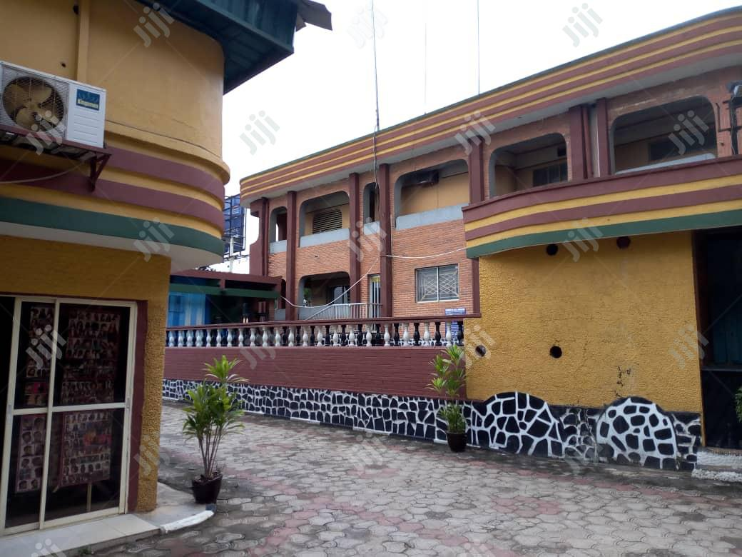 Archive: HOTEL for SALE With Swimming Pool, Club Hall at Airport Road Lagos.