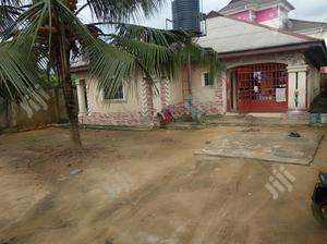 Distress Sale 3bedroom Bungalow With Good Light Close To Rd At Sars Rd | Houses & Apartments For Sale for sale in Rivers State, Port-Harcourt