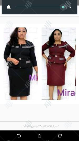 Women's Formal Skirt Blouse Miracle Product | Clothing for sale in Lagos State, Ikeja