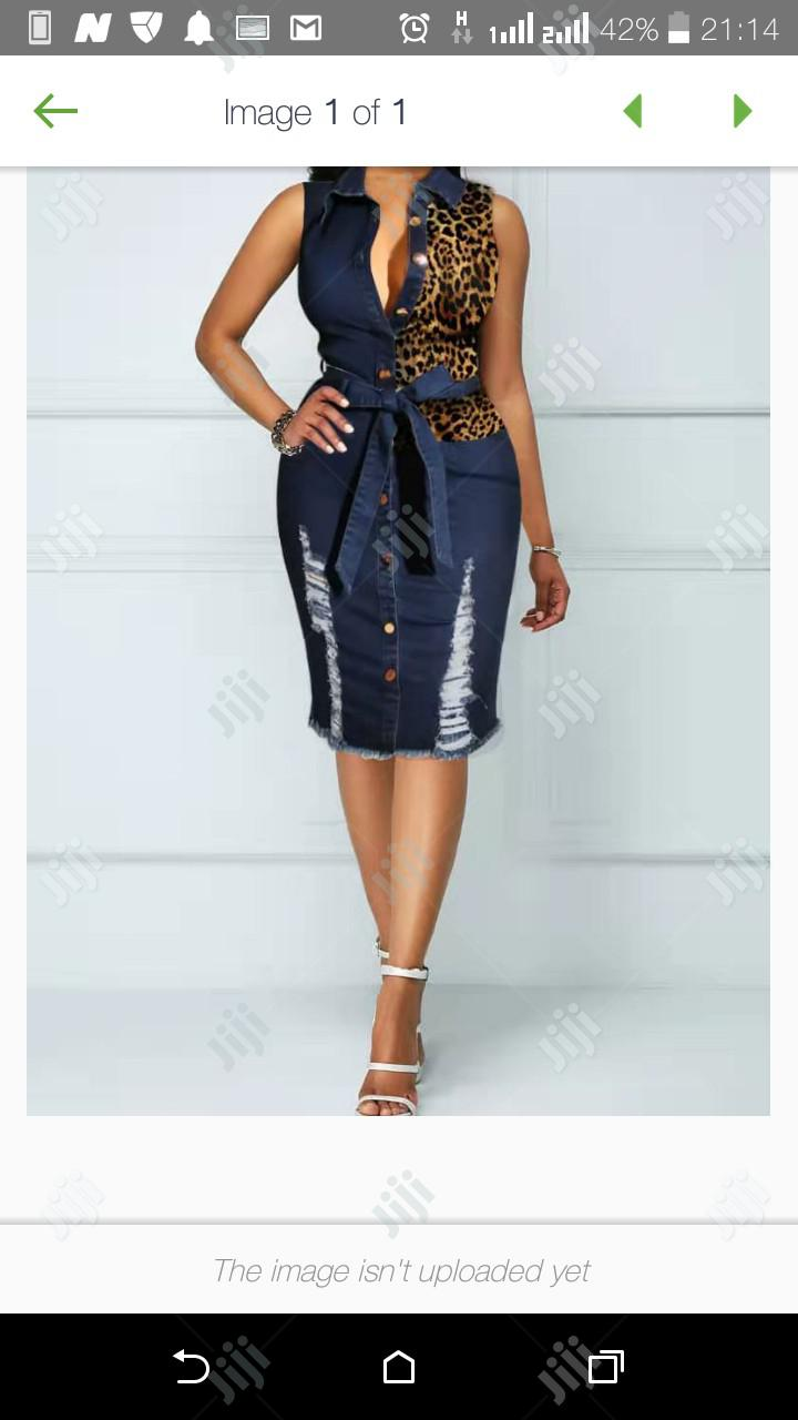 New Ladies Fitted Gown   Clothing for sale in Ikeja, Lagos State, Nigeria