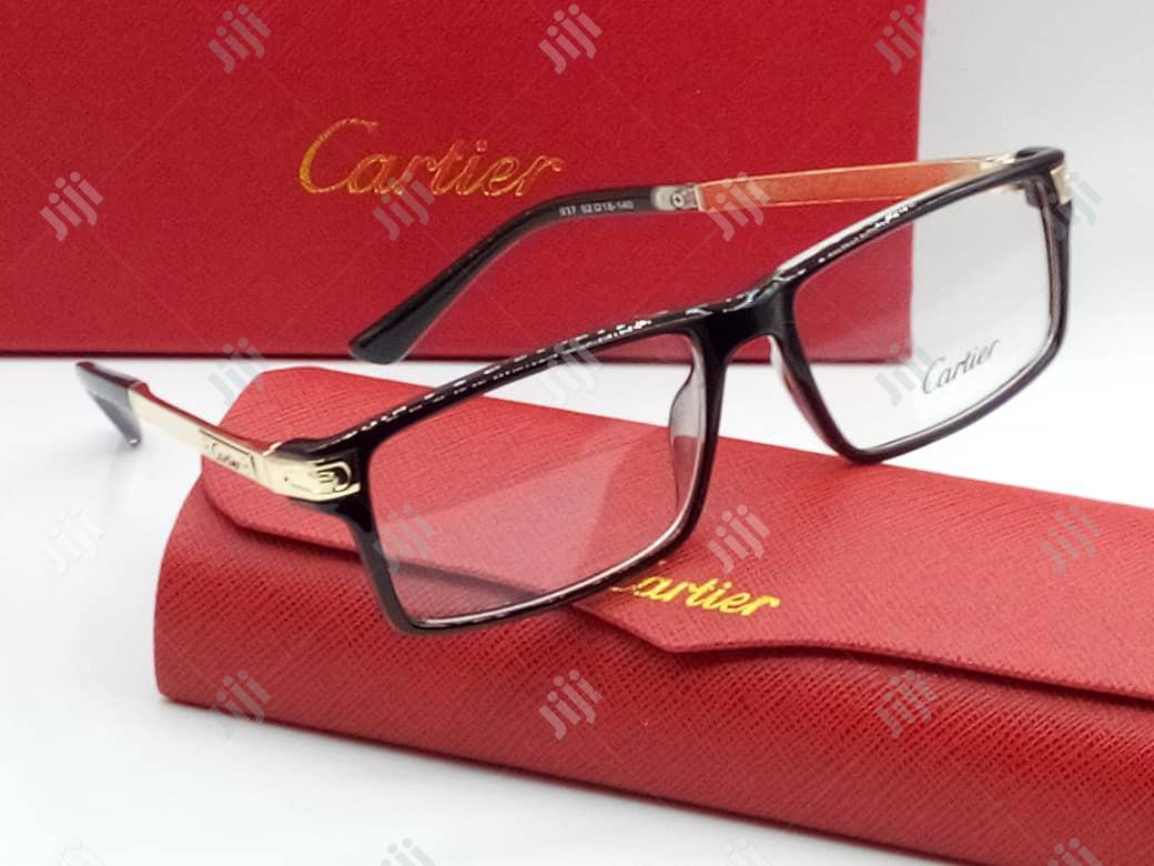 Cartier Glass Available as Seen Order Yours Now