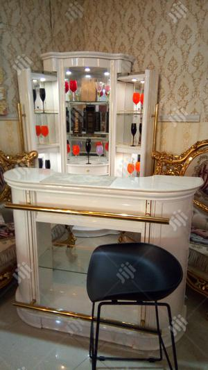 Adjustable Wine Bar. | Furniture for sale in Lagos State