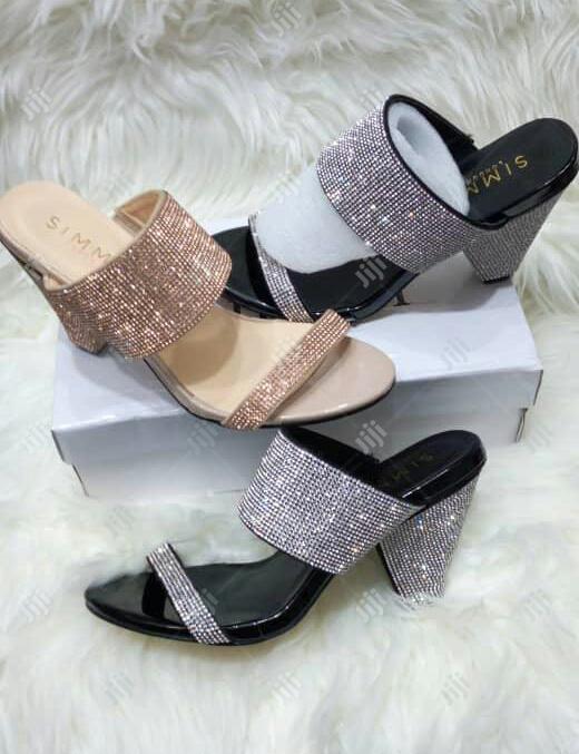 Quality Women Heel Slippers