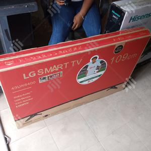 LG 43 Inches Smart | TV & DVD Equipment for sale in Lagos State, Maryland
