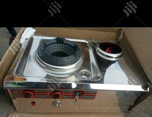 Chinese Cooker Single Burner Black or Golden | Kitchen Appliances for sale in Lagos State, Ojo