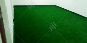 High Quality & Durable 18mm Artificial Green Grass Carpet For Sale & Installation. | Garden for sale in Lagos State, Ikorodu
