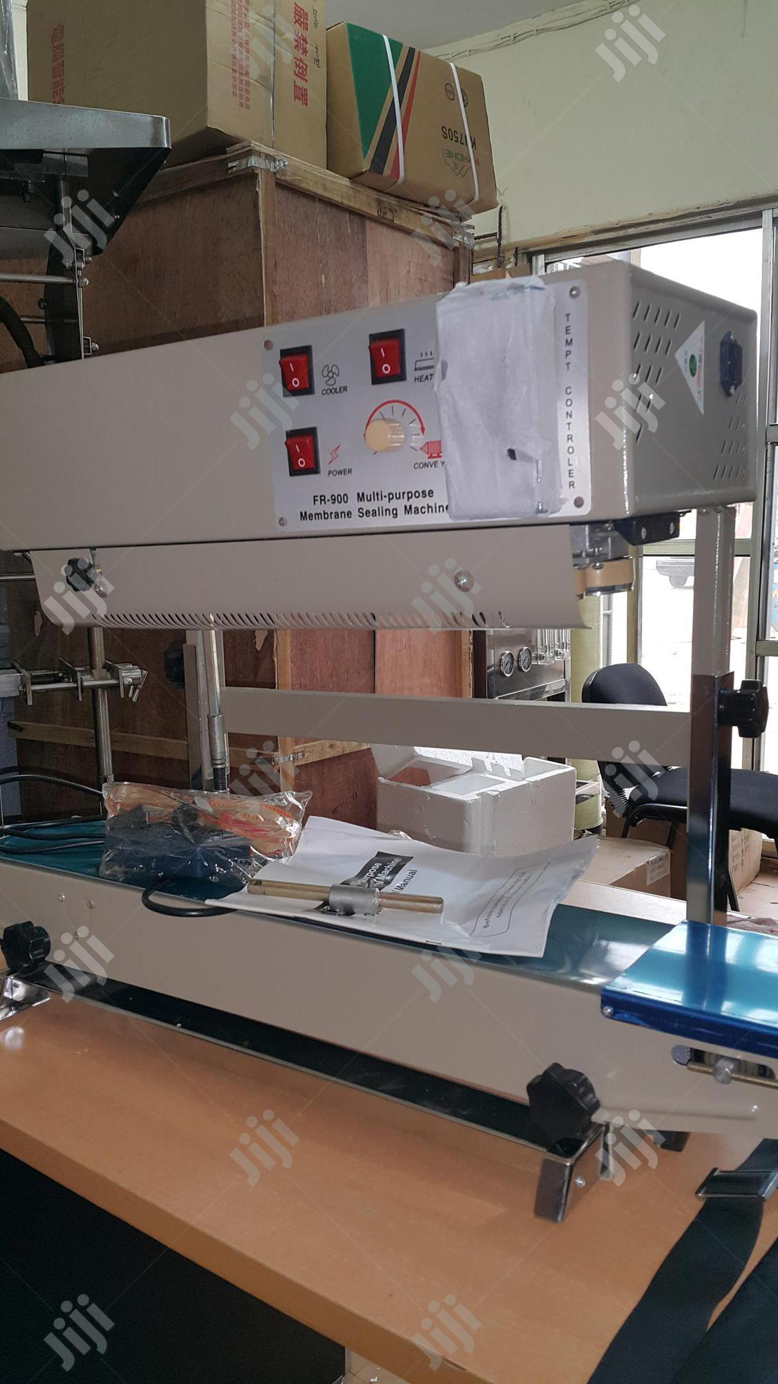 Sealing Machine Horizontal And Vertical