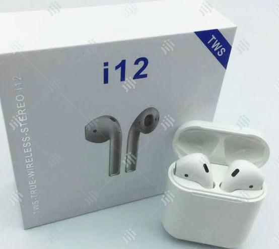 I12 Tws Bluetooth