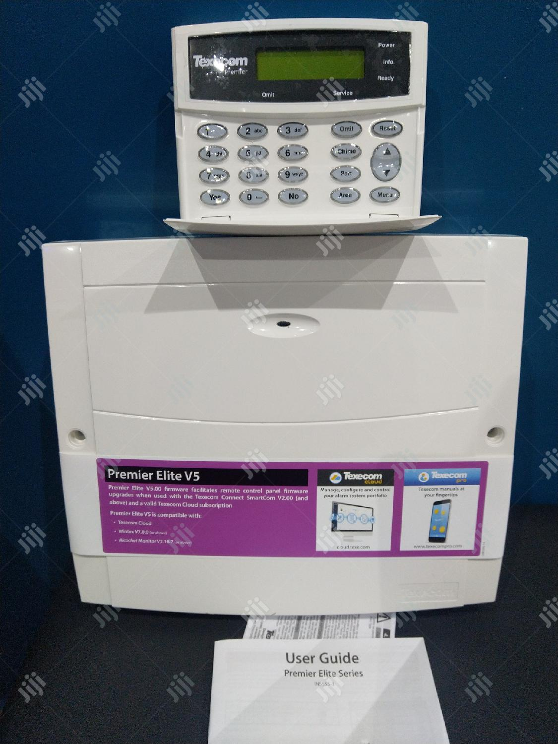 Texecom Premier Elit Security Alarm Panel | Safety Equipment for sale in Ikoyi, Lagos State, Nigeria