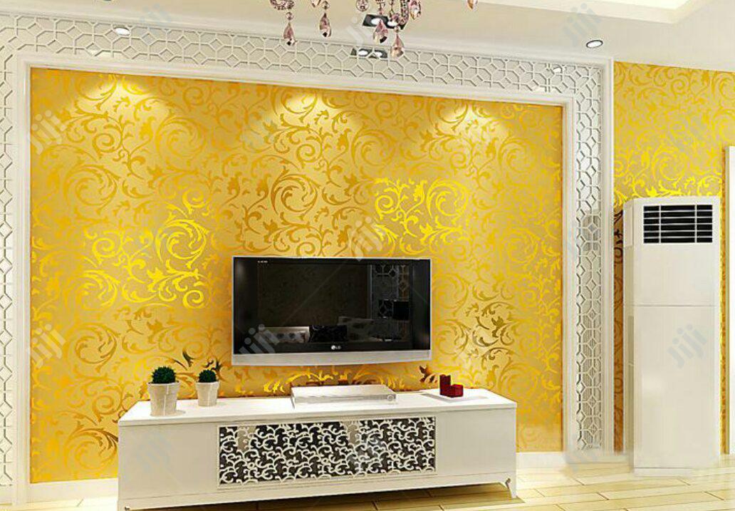 3D Luxury Wallpaper