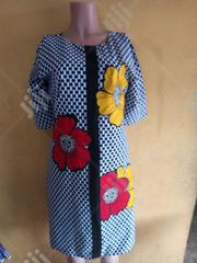 Short Ankara a Line Dress   Clothing for sale in Lagos State, Lagos Island