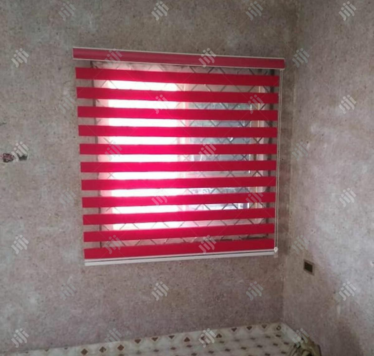 Window Blinds. Free Installation Within Abuja