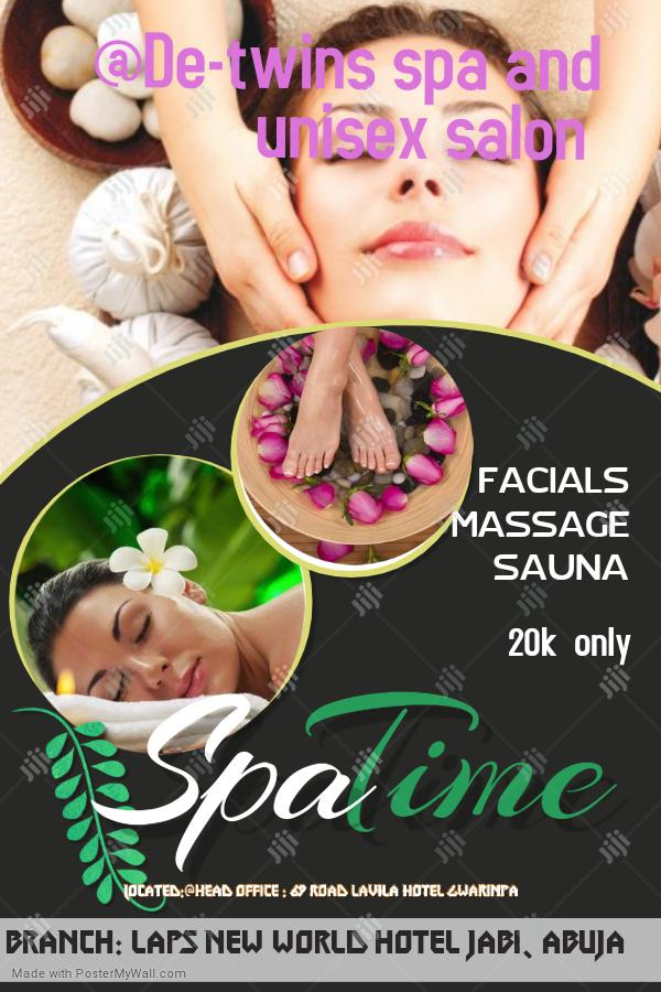 Archive: Spa Package