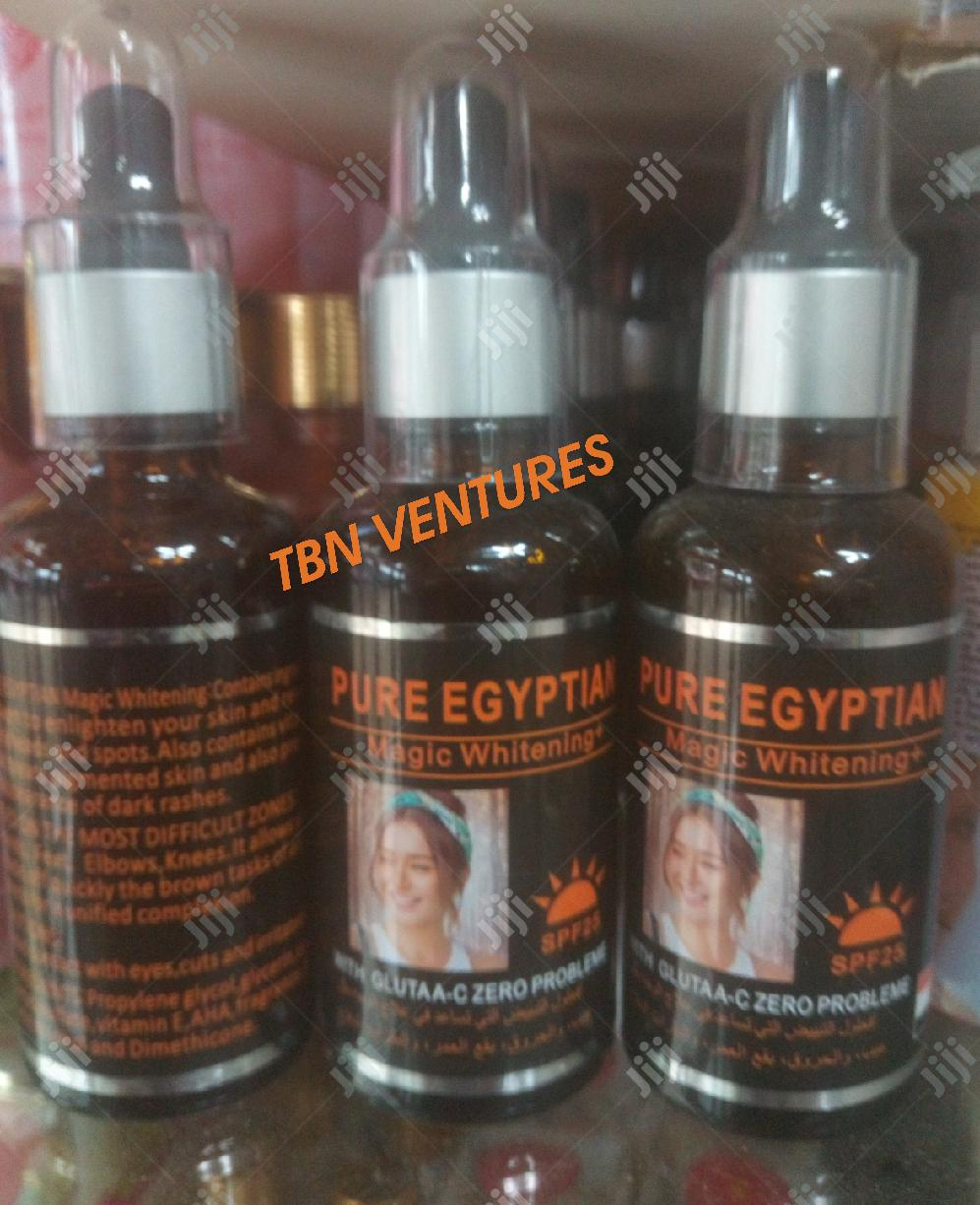 Pure Egyptian Magic Whitening Serum