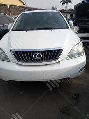 Lexus RX 2009 350 AWD White | Cars for sale in Delta State, Oshimili South