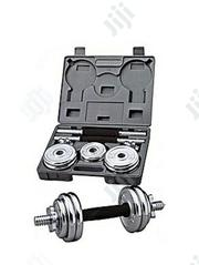 20kg Dumbell With Case   Sports Equipment for sale in Abuja (FCT) State, Wuse 2