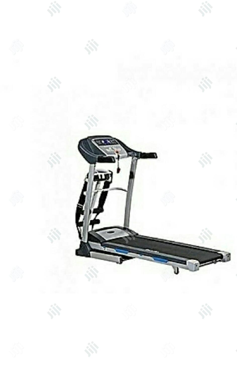 American Fitness Treadmill 3hp With Massage,Situp and Mp3
