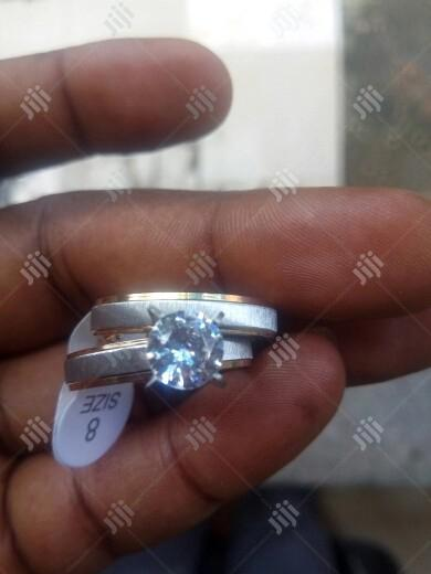 Memolissa Romantic 2pc, 3pc Wedding Rhinestone Clear Crystal Rings Set