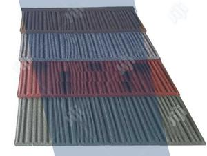Black Shingle Gerard Stone Coated Roofing Sheets | Building Materials for sale in Lagos State, Isolo
