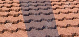 Black Milano Gerard Stone Coated Roofing Sheets | Building Materials for sale in Lagos State, Kosofe