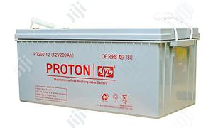 Proton Proton 12V/200AH Inverter Battery | Electrical Equipment for sale in Lagos State, Alimosho