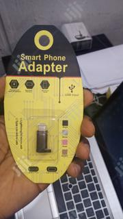 Smart Phone Adapter OTG + USB | Accessories for Mobile Phones & Tablets for sale in Lagos State, Ikeja