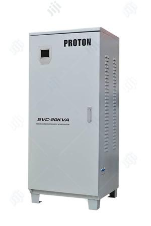 20KVA Single Phase Proton Voltage Stabilizer | Electrical Equipment for sale in Lagos State, Alimosho