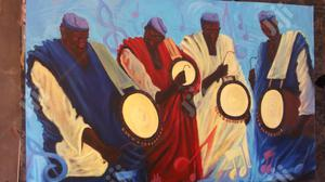 African Drumers   Arts & Crafts for sale in Lagos State, Mushin