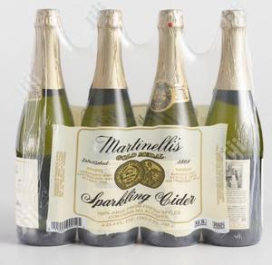 Martinellis Apple Cider No Alcoholic Drinks Packed By 12 | Meals & Drinks for sale in Lagos State, Lagos Island (Eko)